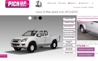 Success story : Intégration de la 3D dans un site e-commerce