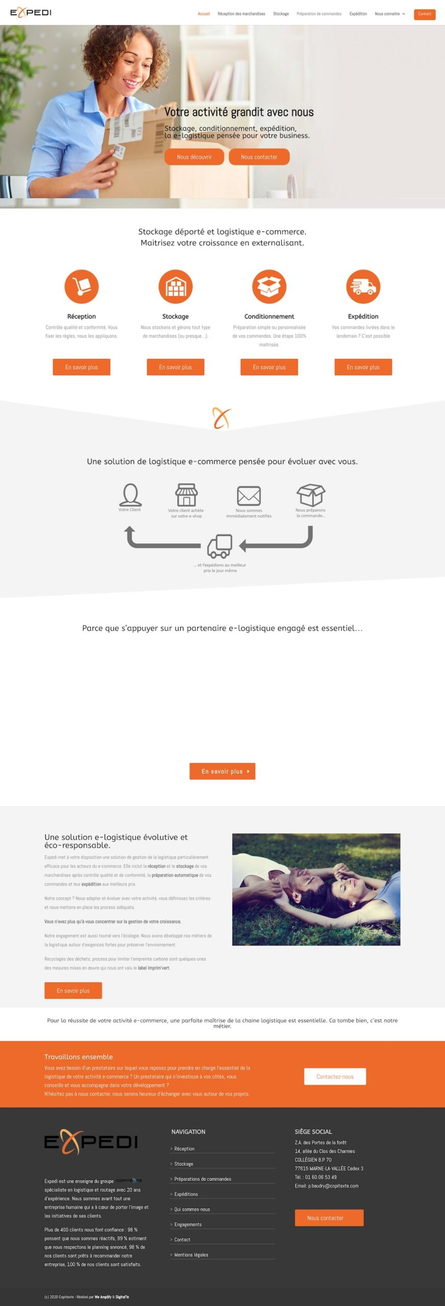 Site Expedi.express