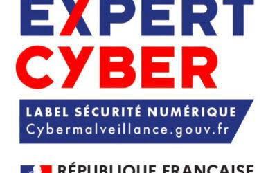 6 janvier 2021 – DIGITAL'IN est certifiée ExpertCyber par l'AFNOR, reconnu par le dispositif Cybermalveillance